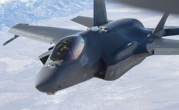 Невидимка, я тебя вижу: F-35 «засветились» на российских РЛС - «Военные действия»
