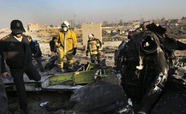 Охота на Путина: Зачем сбили украинский самолет в небе Ирана - «Происшествия»