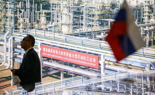 От Пекина ждем компьютеры, телефоны, станки, а он от нас — лес, нефть, газ - «Экономика»