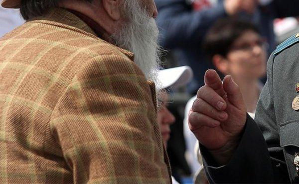 Пенсионная реформа: Военных не устраивает пенсия в 120 тысяч - «Военные действия»