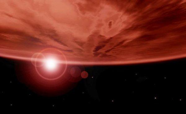 Проект МАИ: К Марсу Россия полетит «на бублике» - «Общество»