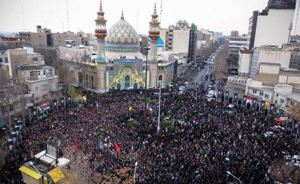 Протесты в Тегеране: Новую «арабскую весну» принесли на крыльях сбитого Boeing - «Мир»