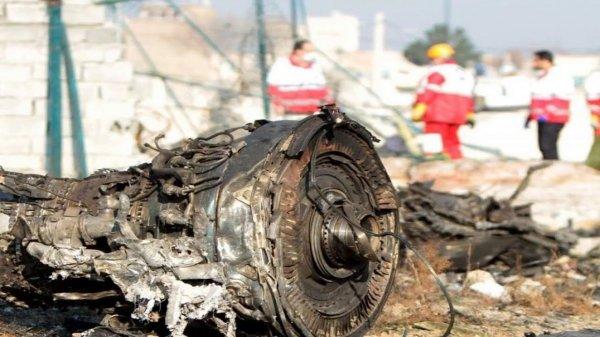 СНБО Украины пытается вытребовать у Ирана «черные ящики» разбившегося самолета - «Новороссия»