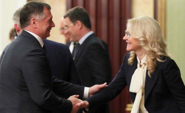 Социальный блок Голиковой: Новые министры восстановят то, что развалили старые - «Политика»