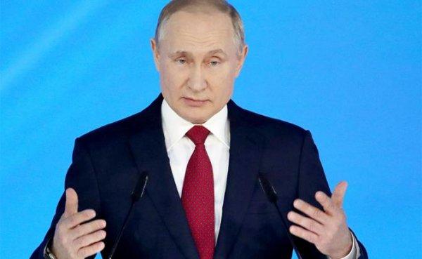 Транзит власти-2024: Путин обрисовал контуры нового устройства России - «Политика»