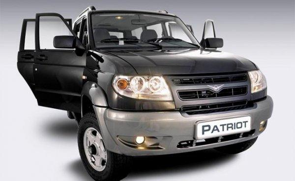 «УАЗ-Патриот» обменял проходимость на автомат - «Авто»