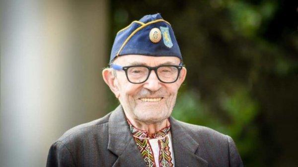 В Ивано-Франковске умер последний «почетный сс-овец» - «Новороссия»