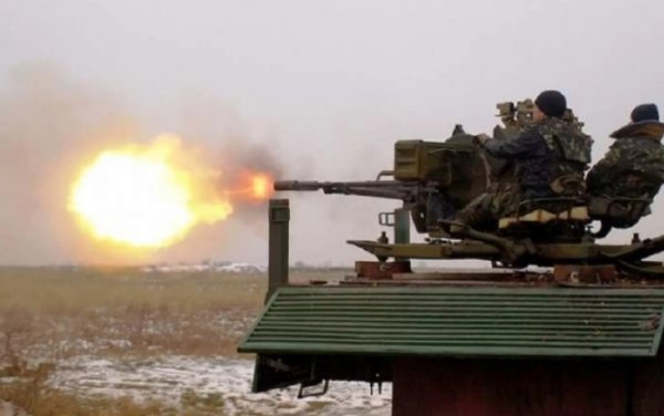 ВСУ за сутки выпустили свыше 150 боеприпасов по территории ДНР - «Новороссия»