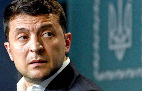 Зеленский попал в очередной скандал - «Новороссия»