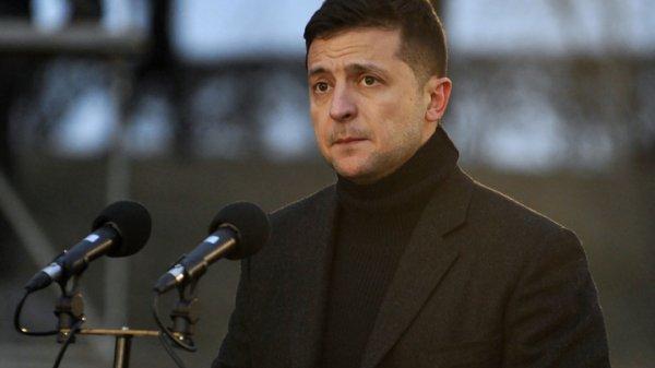 Зеленский рассказал об освобождении Аушвица украинскими войсками - «Новороссия»