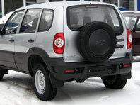 """NEWSru.com   """"АвтоВАЗ"""" начнет выпускать внедорожники Chevrolet Niva под брендом Lada до конца года - «Автоновости»"""