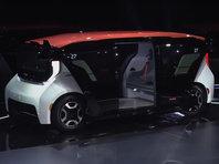 NEWSru.com | General Motors разработала полностью беспилотный электрический микроавтобус (ВИДЕО) - «Автоновости»