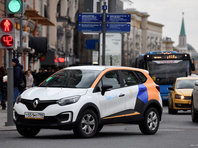 NEWSru.com | Москву назвали мировым лидером по количеству автомобилей каршеринга - «Автоновости»