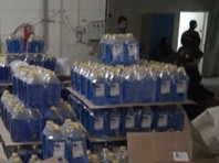 "NEWSru.com | В Подмосковье изъяли 180 тонн ядовитой ""незамерзайки"" - «Автоновости»"